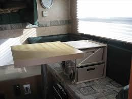 Truck Camper Interior Storage Ideas | Lumos Design House