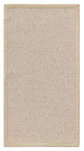 in outdoor teppich sisaloptik naturino classic natur nach maß 60 x 110 cm