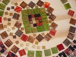 how to make ceramic tile mosaics feltmagnet