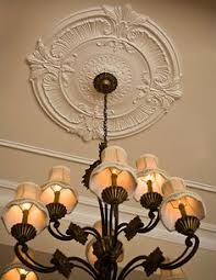 42 inch rectangular ceiling medallion architectural details