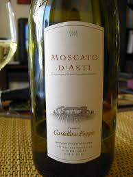 Castello Del Poggio Moscato had It At The Olive Garden Restaurant