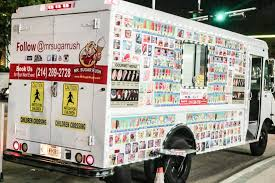 Ice Cream Truck Rental - MR. SUGAR RUSH Imgenes De Rent Food Truck San Diego A Brief History Of Mister Softee Eater Mobile Ice Crem Corp The Inside Scoop Ice Cream Cart In Store Parties Toronto Trucks August 2017 Tomorrow You Can Request An Icecream Via Uber Dallas Fort Worth Wedding Reception Ideas To Book An Cream Truck About Richies Rental For Birthday Party I Scream We All For Carts At Weddings Durham Nc Just Chill N Orange County Roaming