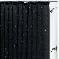 Walmart Curtain Rods Canada by Black Shower Curtains U2013 Teawing Co