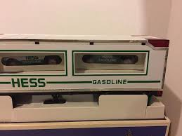 Amazon.com: Hess 1997 Toy Truck With 2 Racers: Toys & Games