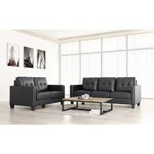 ensemble canapé pas cher meublesline ensemble canaps 3 2 places noir 5 places pour canapé 3 2