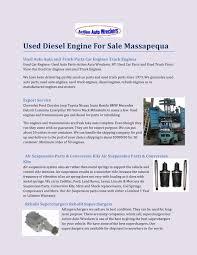100 Used Truck Transmissions For Sale Diesel Engine Massapequa