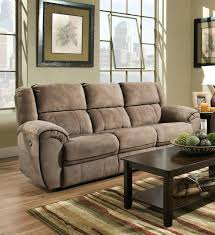 Double Reclining Sofa Cover by Double Recliner Sofa Cover Leather Reclining With Fold Down Table
