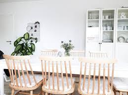 esszimmer neu diningroom ikea kahl