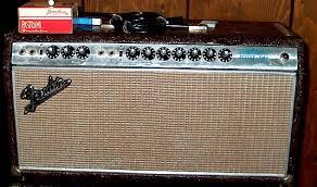 Fender Bassman Cabinet 1x15 by Perrys Guitar Gear