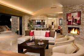 100 Modern Home Interiors Rock Your With Stone Interior Accents