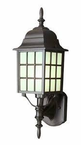 trans globe lighting 4420 bk outdoor wall light in black ebay
