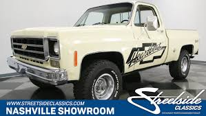 1978 Chevrolet K-10 Silverado 4x4 For Sale #49179 | MCG Trucks For Sale In Pa 2019 20 Top Car Release Date 15 Pickup That Changed The World 1978 Chevrolet Silverado 1500 Pickup Truck Item J2373 So The Rod God Street Rods And Classics C10 Gateway Classic Cars Of Houston Stock 431 Hou Custom Chevy For In Texas Would Be Very Suitable If You Truck Blog At Biggers Erodpowered 4x4 Combines Style With Modern Chevrolet Fleetside Pickup Sold Dragers Intertional Billet Front End Dress Up Kit 7 Single Round Headlights 1973 Seven Picks From Ctennial Automobile Magazine Performance 4x4 Concept Photos