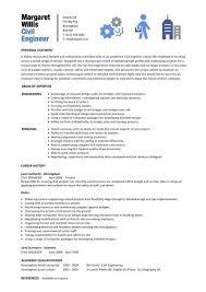 luxury idea civil engineering resume 14 civil engineer template