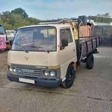 Left Hand Drive Nissan Cabstar 2.5 Diesel Single Wheel 3.5 Ton Truck ...