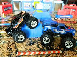 Toy Monster Trucks Play Set Playing With Bigfoot Super Stunt ... 100 Bigfoot Presents Meteor And The Mighty Monster Trucks Toys Truck Cars For Children Cartoon Vehicles Car With Friends Ambulance And Fire Walking Mashines Challenge 3d Teaching Collection Vol 1 Learn Colors Colours Adventures Tow Excavator The Episode 16 Tv Show Monster School Bus Youtube