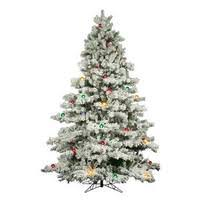 Vickerman Pre Lit Unlit Trees Christmas