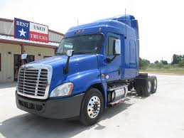 100 Best Trucks Of 2013 FREIGHTLINER CASCADIA Rhome TX 5004830948