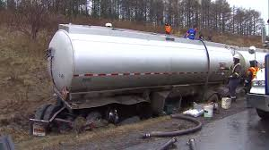 Video: Tanker Truck Crashes On Hwy. 401 Near Newcastle - 680 NEWS Mail Truck Crashes Through Utility Pole Into Tulsa Yard Newson6 In To Suv On Icy Winter Snow Covered City Street Video Shows Train Crash Into Semi Truck Cnn Driver In Belgium Survives The Most Deadly Of Crashes The Updated With Video Naked Waukesha Man On Lsd Flees Police To Suv Icy Winter Snow Covered City Street Cbs Baltimore Live Parkway East Reopens After Wpxi France Terrorist Attack Full Bastille Day By Abc11com India Accident Stock Photos Unbelievable Passengers Flying As