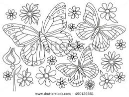 Coloring Pages Stock Images Royalty Free Vectors