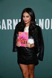 Shay Mitchell Promoting her book Bliss at Barnes & Noble in