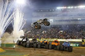 Truck Jumps | Monster Trucks Wiki | FANDOM Powered By Wikia