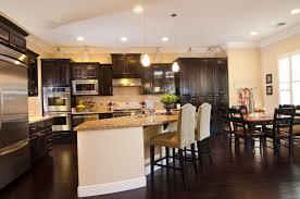 Staining Wood Floors Darker by Flooring Cozy Dark Wood Floors For Rustic Home Design Ideas