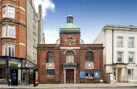 100 Westbourne Grove Church A Notting Hill Church Hits The Market For 45m