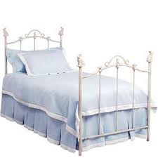 Corsican Standard Bed w Bunnies Ships Free