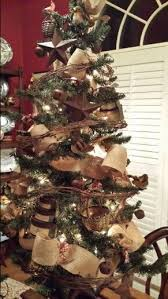 Primitive Decorating Ideas For Christmas by Primitive Country Christmas Tree Lizardmedia Co