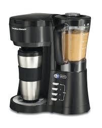 Hamilton Beach Coffee Maker Applice Single Reviews Flexbrew Walmart 49615
