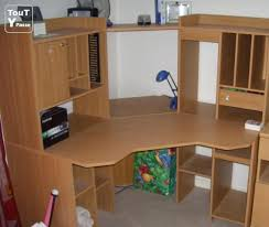 meuble bureau d angle bureau angle informatique meuble de bureau d angle petit bureau d