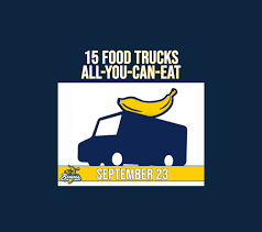 2018 Food Trucks - The Savannah Bananas