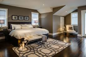 Contemporary Bedroom Decorating Elegant Modern Classy Set