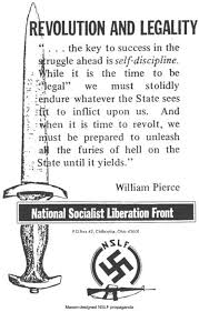 siege liberation the national socialist liberation front by terror