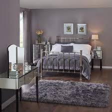 Share Viola Mirrored Bedroom Collection