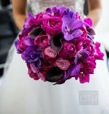 129 best Purple Wedding Bouquets images on Pinterest