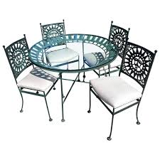 Wrought Iron Glass Dining Table Room Sets Set Cast Patio For Sale ... Wrought Iron Childs Round Chair For Flower Pot Vulcanlirik 38 New Stocks Ding Table Ideas Thrghout Shop Somette Glass Top Free Pin By Annora On Home Interior Room Table Nterpieces Arthur Umanoff Set 4 Chairs Abt Modern Room White And Cast Patio Oval Nice Coffee Sets Pub In Ding Jeanleverthoodcom 45 Detail 3 Piece Stampler Small Best Base Luxury