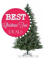 Best Christmas Tree Deals