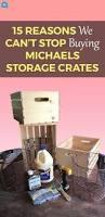 Michaels Art Desk Instructions by 25 Unique Crate Crafts Ideas On Pinterest Cheap Storage Units