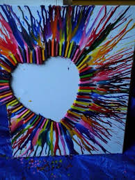 55 Best ART Crayon Images On Pinterest