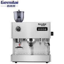 Gemilai Promotion New Espresso Machine Keurig Coffee Maker 220v 3450w Master Commercial