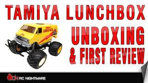 Tamiya Midnight Pumpkin Black Edition by Tamiya Lunchbox Unboxing U0026 First Review Youtube