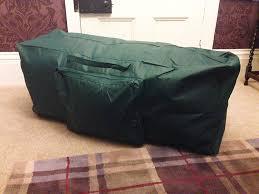 7ft Pre Lit Christmas Tree Homebase by Artificial Christmas Tree Storage Bag Ch01 Amazon Co Uk
