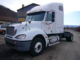 100 Sleeper Trucks For Sale 2005 Freightliner CL120 Single Axle Cab Tractor For Sale By