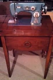 Vintage Kenmore Sewing Machine In Cabinet by 233 Best Cool Extreme Sewing Machines Images On Pinterest Sewing