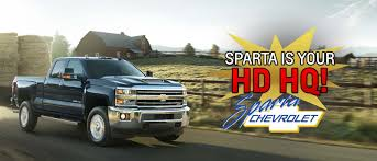 Sparta Chevrolet | Serving Grand Rapids, Muskegon, & Big Rapids ...