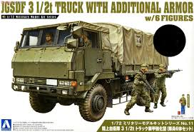 JGSDF 3 1/2t Truck Armor Reinforced Type (6 Figures Set) (Plastic ... Armor Bank Truck Stock Photo Image Of Guard Money Armed 656150 Road Pitches In On American Valor Duplicolour Bed Armor Liner Spray Gun Ute Tray Truck Tub Paint Body 4x4 Tc2961 Black Steel Rear Bumper For 052013 Dickie Toys Light Sound Vehicle Teays Valley Wv At Ford F550 Cash In Transit Sale Inkas Armored Vehicles Gun Truck Wikipedia Bumpers Sfunday Roadarmor Ruletheroad Chevy Silverado 2011 Ecoseries Full Width Free Freight All Taw All Access Lewisville Autoplex Custom Lifted Trucks View Completed Builds Tough Machined Black Metal Trail Finder 1 2 Tf2