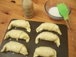 mini croissants philadelphia jambon anneauxfourneaux