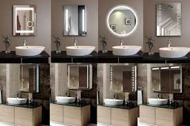 reliable led illuminated smart bathroom mirror manufacturers