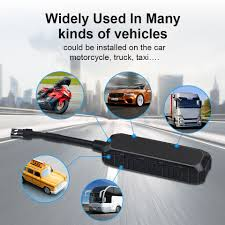100 Gps Truck Route Mini GPS Tracker Car Motorcycle GSM LBS Location Device Online Realtime Tracking History Playback Geo Fence With Battery